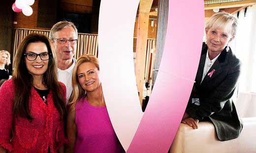 Bettina Assinger Frühstück Pink Ribbon
