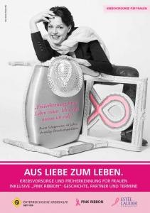 Krebsvorsorge Für Frauen 2017 Pink Ribon